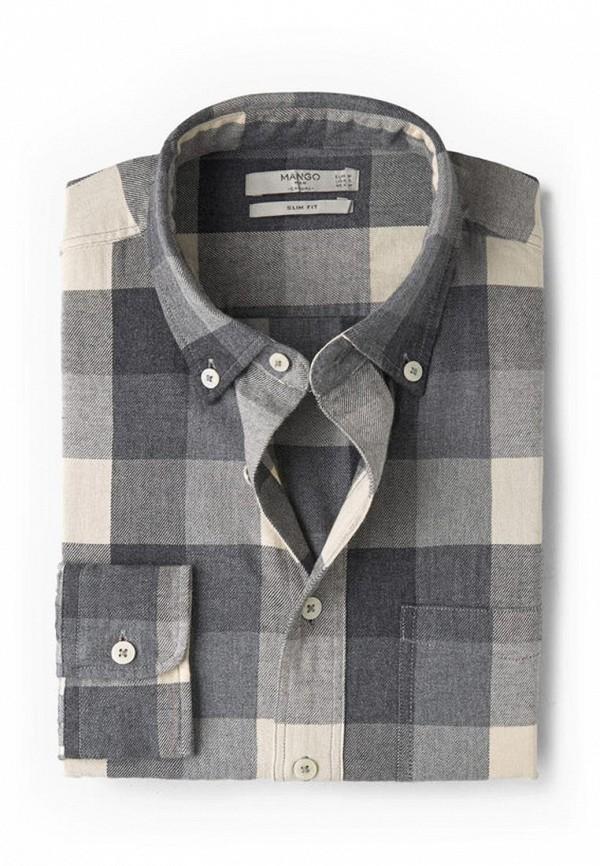 Рубашка с длинным рукавом Mango Man 74018806