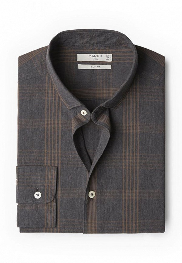 Рубашка с длинным рукавом Mango Man 73005533