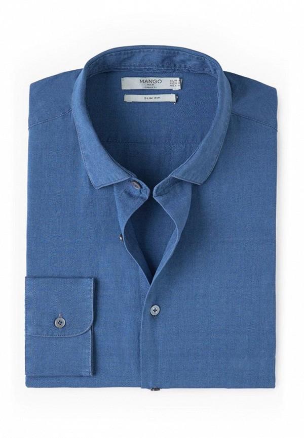 Рубашка с длинным рукавом Mango Man 84033025