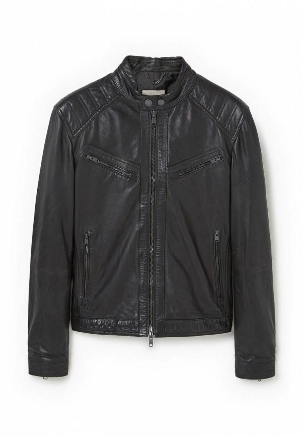 Кожаная куртка Mango Man 83030121