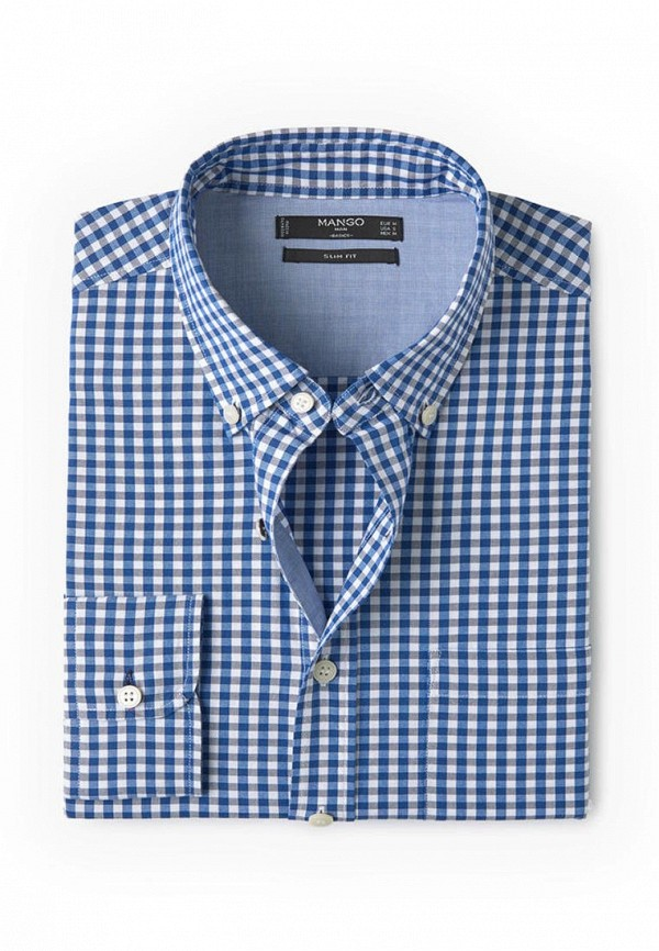Рубашка с длинным рукавом Mango Man 84040024