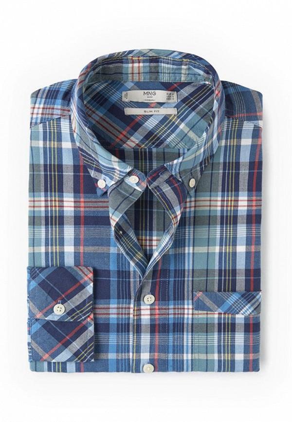 Рубашка с длинным рукавом Mango Man 84083005