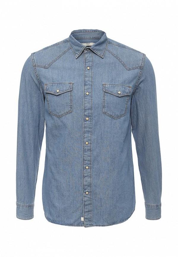 Рубашка джинсовая Mango Man 84003021