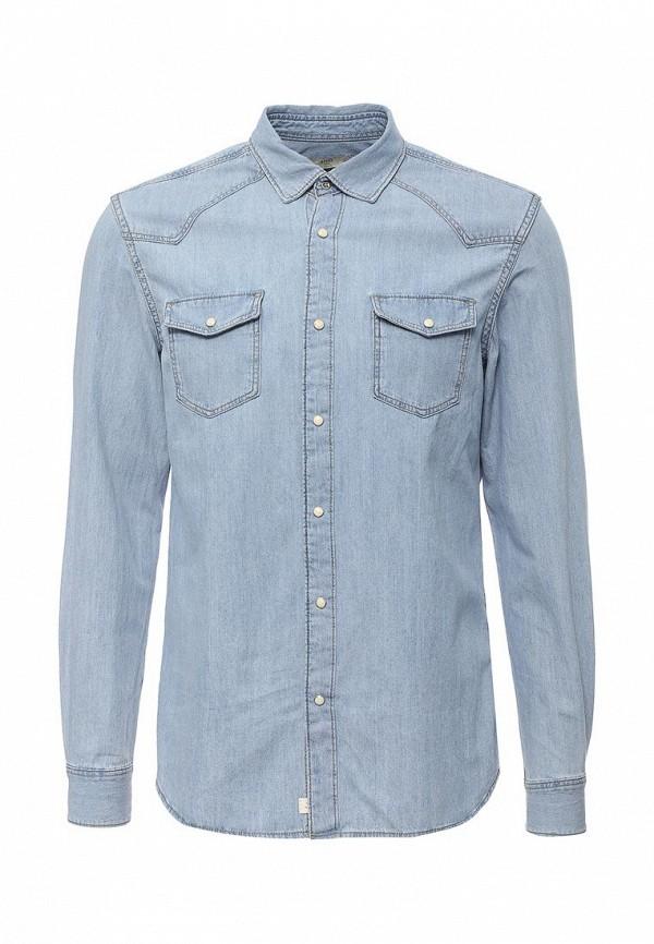 Рубашка джинсовая Mango Man 84003023
