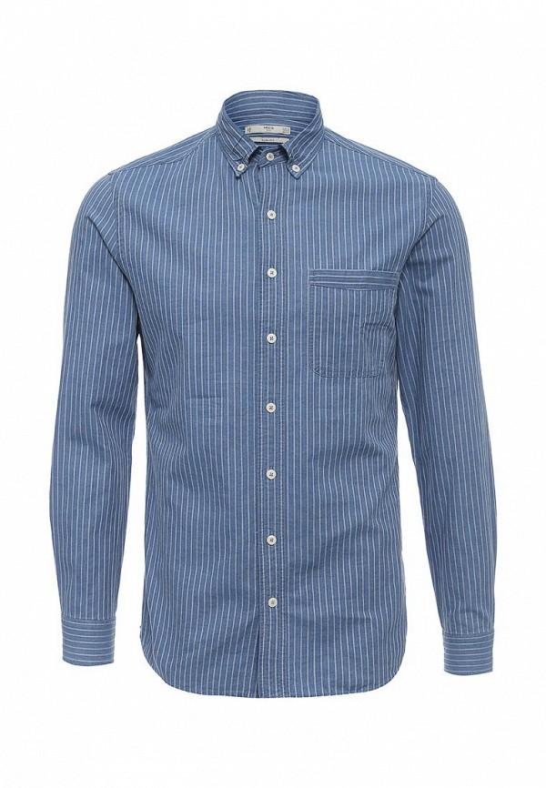 Рубашка с длинным рукавом Mango Man 84013017