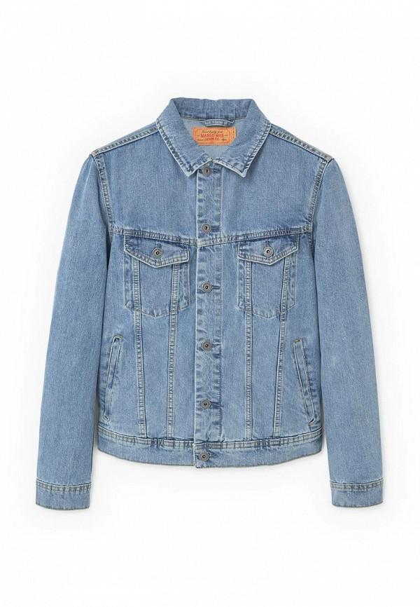 Джинсовая куртка Mango Man 83033000