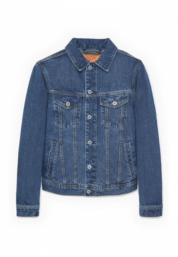 Джинсовая куртка Mango Man 83023002