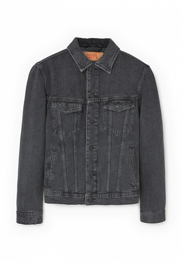 Джинсовая куртка Mango Man 83033001