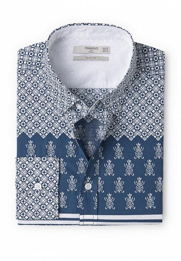 Рубашка с длинным рукавом Mango Man 84045003