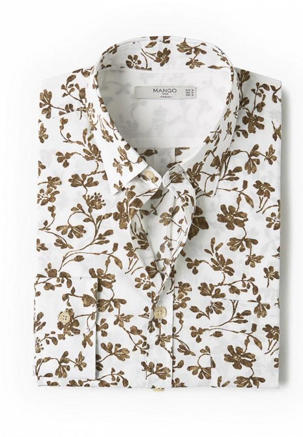 Рубашка с длинным рукавом Mango Man 84093512