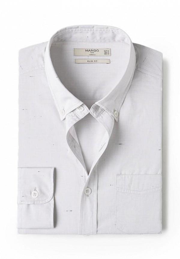 Рубашка с длинным рукавом Mango Man 84023528