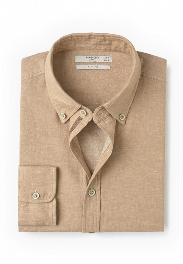 Рубашка с длинным рукавом Mango Man 84075002