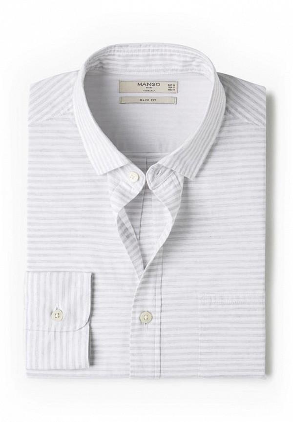 Рубашка с длинным рукавом Mango Man 84013529