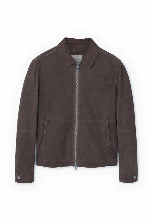 Кожаная куртка Mango Man 83035507