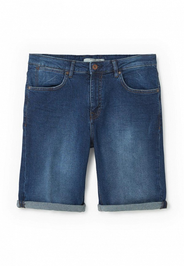 Шорты джинсовые Mango Man 83027001