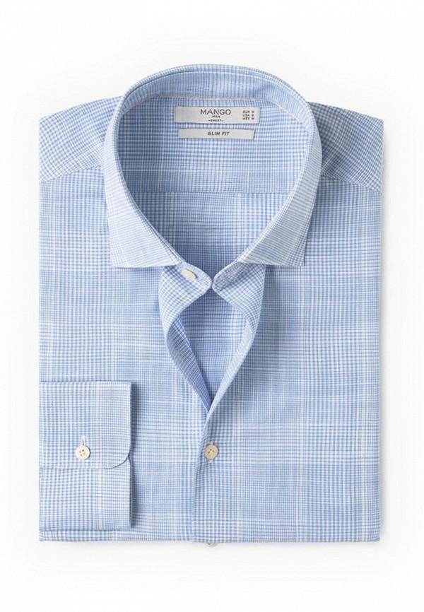 Рубашка с длинным рукавом Mango Man 84007020