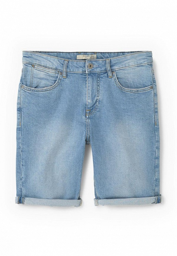 Мужские джинсовые шорты Mango Man 83007003