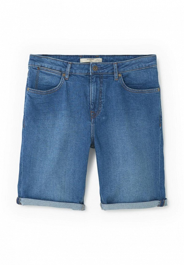 Мужские джинсовые шорты Mango Man 83077000
