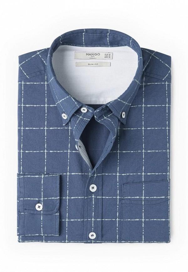 Рубашка с длинным рукавом Mango Man 84007021