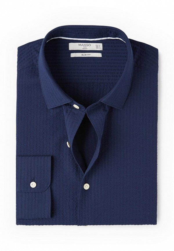Рубашка с длинным рукавом Mango Man 84003539