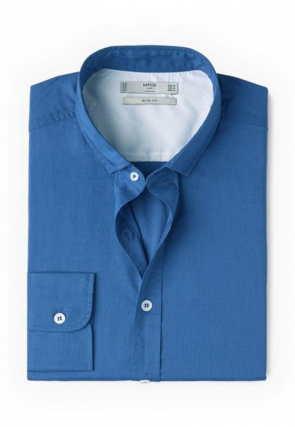 Рубашка с длинным рукавом Mango Man 84027505