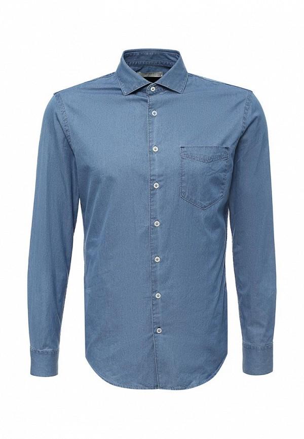 Рубашка джинсовая Mango Man 2018