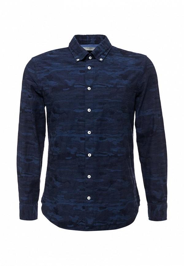 Рубашка Mango Man Mango Man HE002EMYTF89 футболка mango 43083505 2015 89