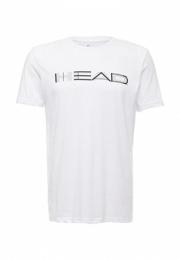 Футболка с надписями HEAD 811516