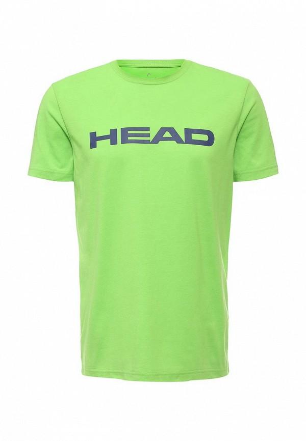 Футболка с надписями HEAD 811596