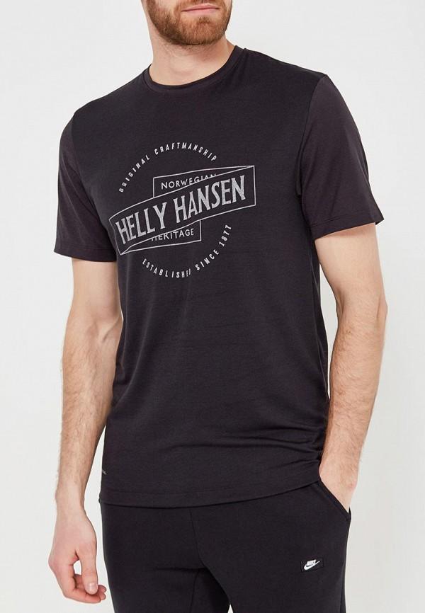 Футболка Helly Hansen Helly Hansen HE012EMASQV6 футболка helly hansen