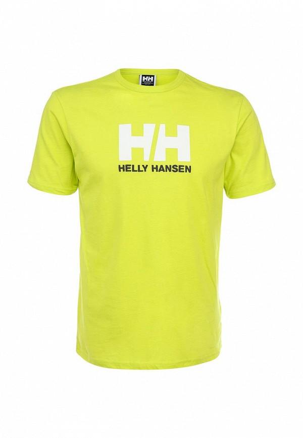 Футболка с надписями Helly Hansen (Хэлли Хэнсон) 54156