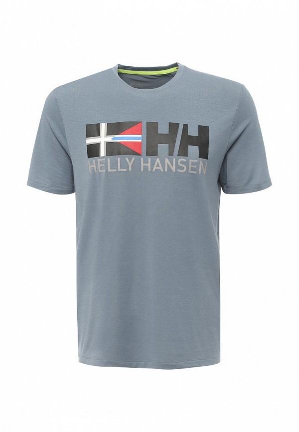 Футболка спортивная Helly Hansen Helly Hansen HE012EMSHG95 fossil женские американские наручные часы fossil es3712