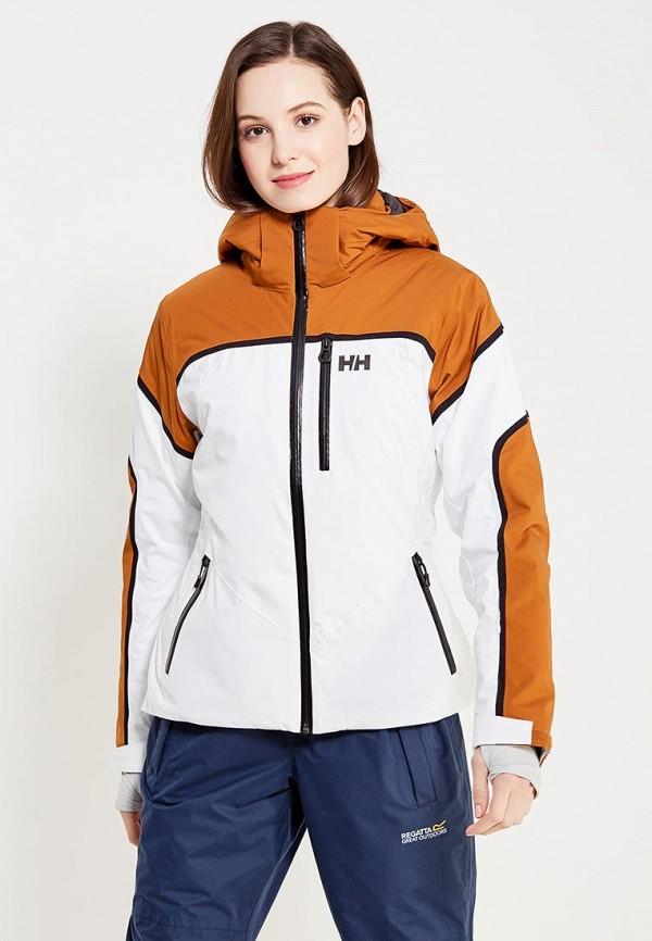 цена Куртка горнолыжная Helly Hansen Helly Hansen HE012EWWOF87 онлайн в 2017 году