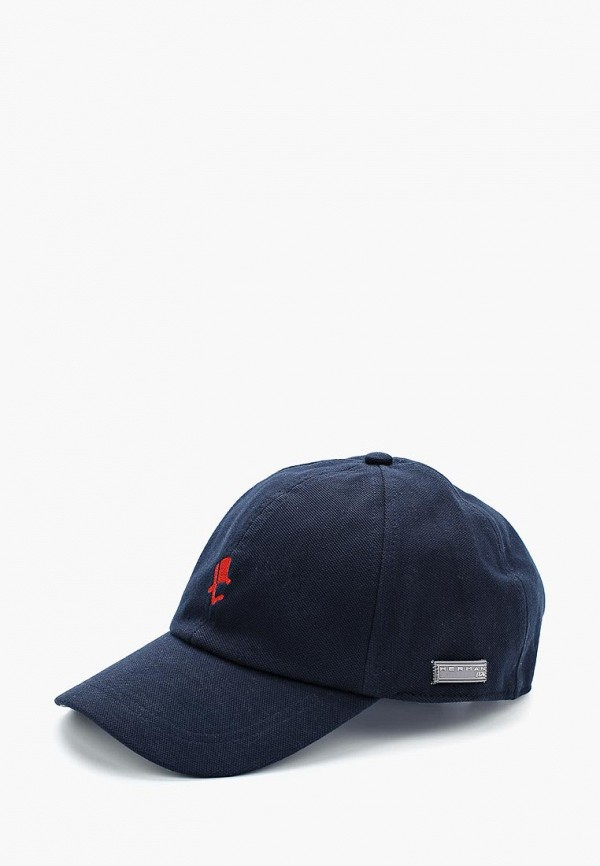 Бейсболка Herman 1874 Herman 1874 HE017CUBEFA5 шляпа herman арт macchick белый черный