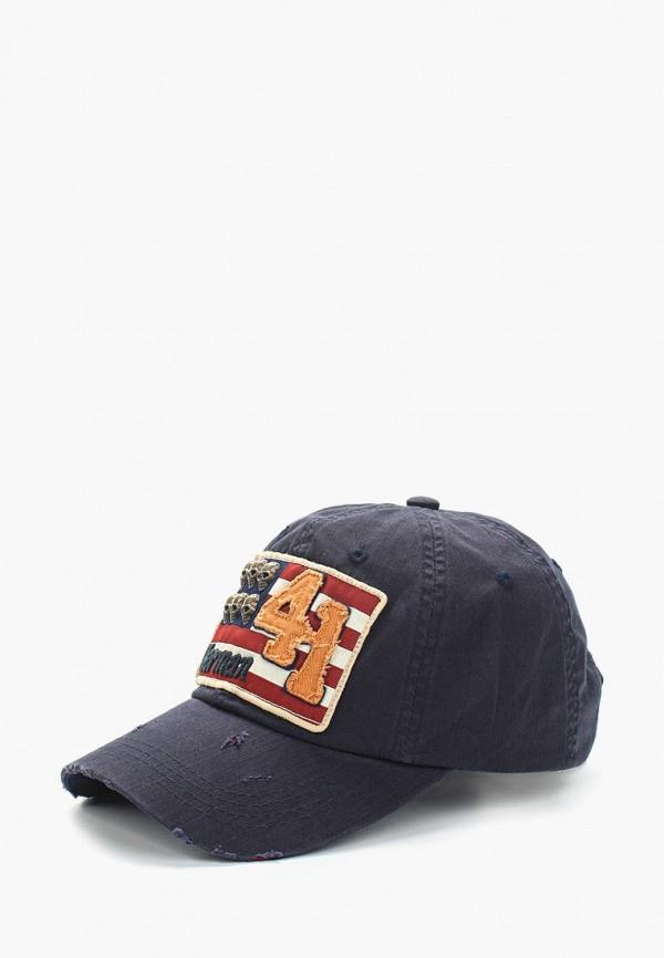 Бейсболка Herman 1874 Herman 1874 HE017CUBEFB5 шляпа herman арт macchick белый черный