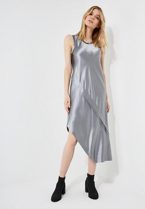 Платье Helmut Lang Helmut Lang HE025EWYRO46 бетоносмеситель электрический helmut bm180