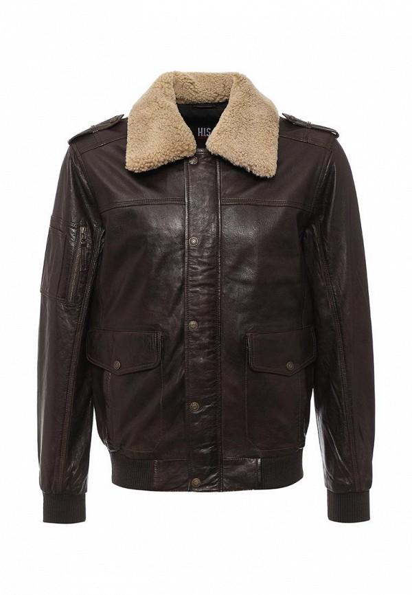 Кожаная куртка H.I.S 101101