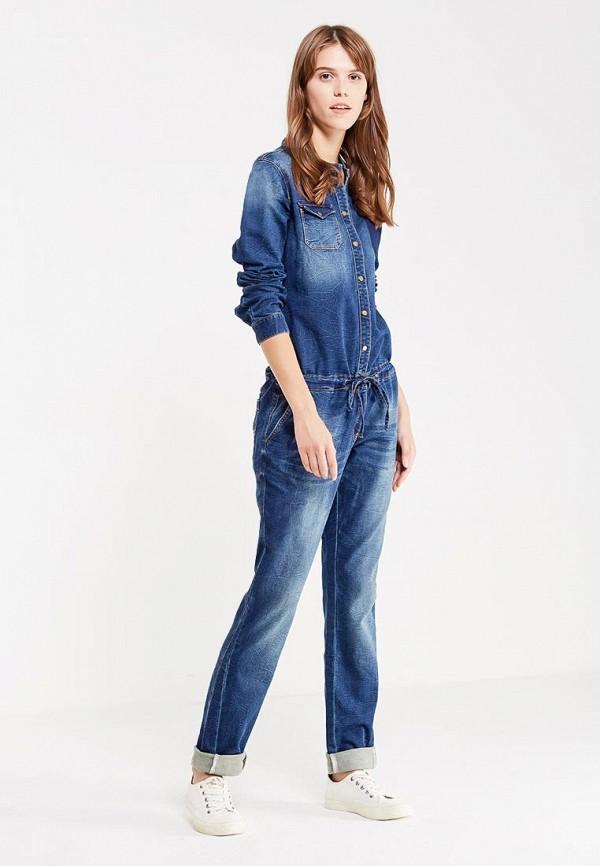 Фото Комбинезон джинсовый H.I.S. Купить с доставкой