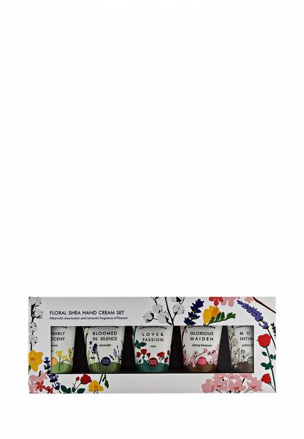 Набор крема для рук - 5 шт. Holika Holika кремов для рук Floral Share Hand Cream Set A (5Kinds)