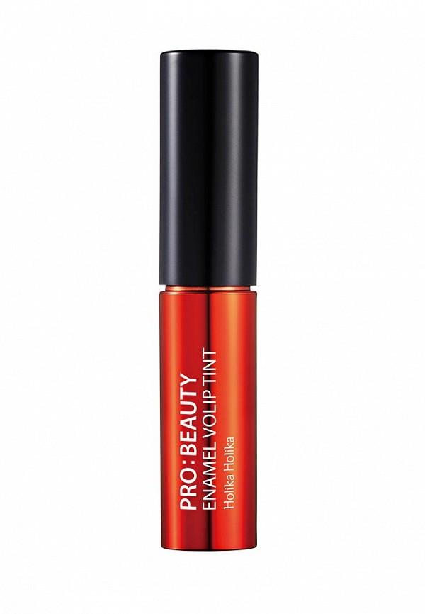 Тинт Holika Holika Глянцевый для губ Pro:Beauty ENAMEL RD02 Ярко-красный