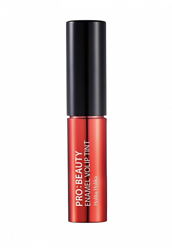 Блеск Holika Holika Глянцевый для губ Pro:Beauty ENAMEL CR01 Коралловый