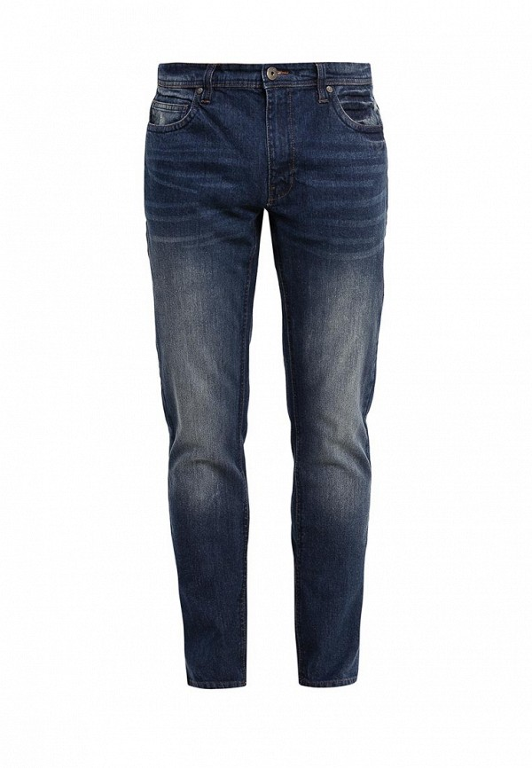 Купить мужские джинсы Hopenlife синего цвета