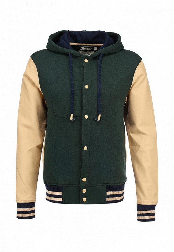Куртка утепленная HoodieBuddie