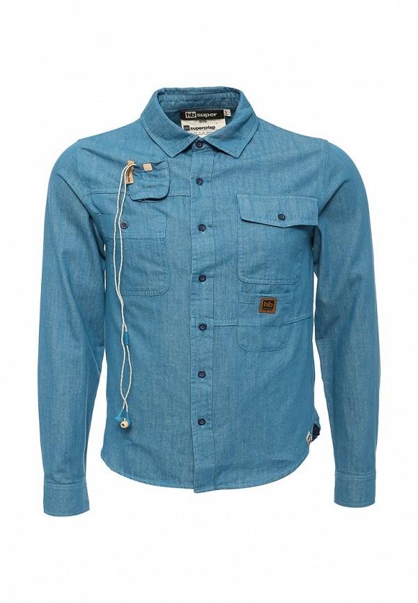 Рубашка джинсовая HoodieBuddie DT12630BLUB9999A