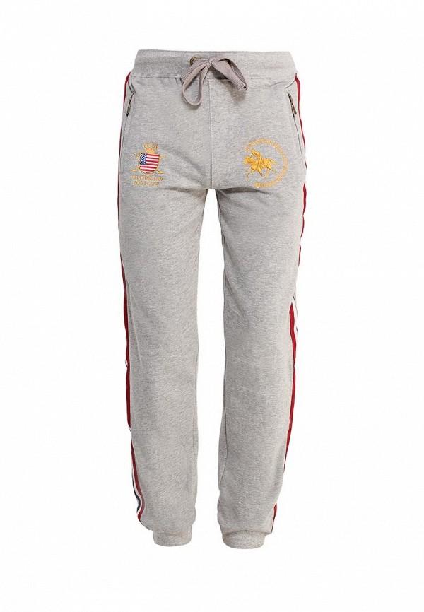 Мужские спортивные брюки Huntington Polo Club CAPECODE_705004_GRAYMELANGE