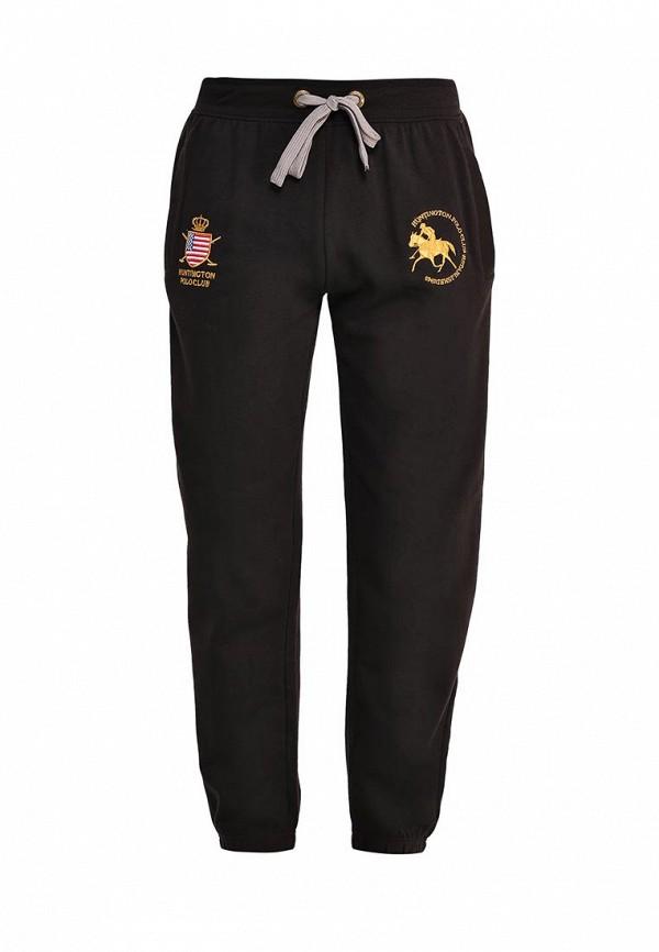 Мужские спортивные брюки Huntington Polo Club GREENWICH_705001_JETBLACK