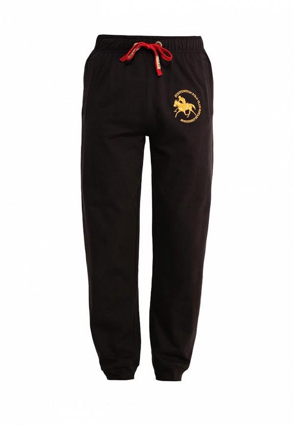 Мужские спортивные брюки Huntington Polo Club NANTUCKET_705003_JETBLACK