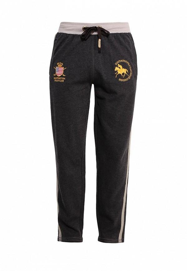 Мужские спортивные брюки Huntington Polo Club PROVIDENCE_705005_BLACKMELANGE