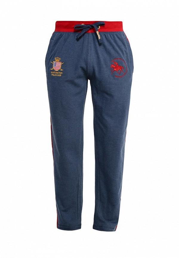 Мужские спортивные брюки Huntington Polo Club PROVIDENCE_705005_BLUEMELANGE