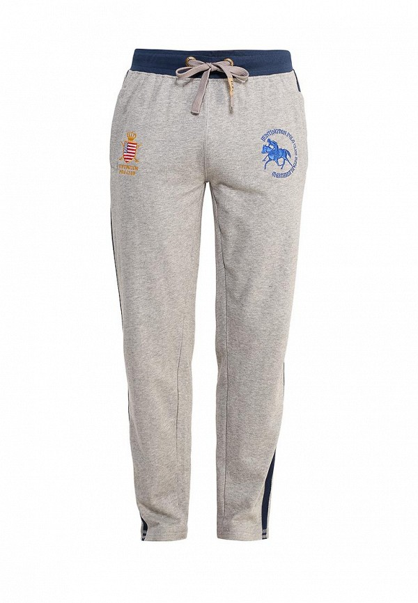 Мужские спортивные брюки Huntington Polo Club PROVIDENCE_705005_GRAYMELANGE